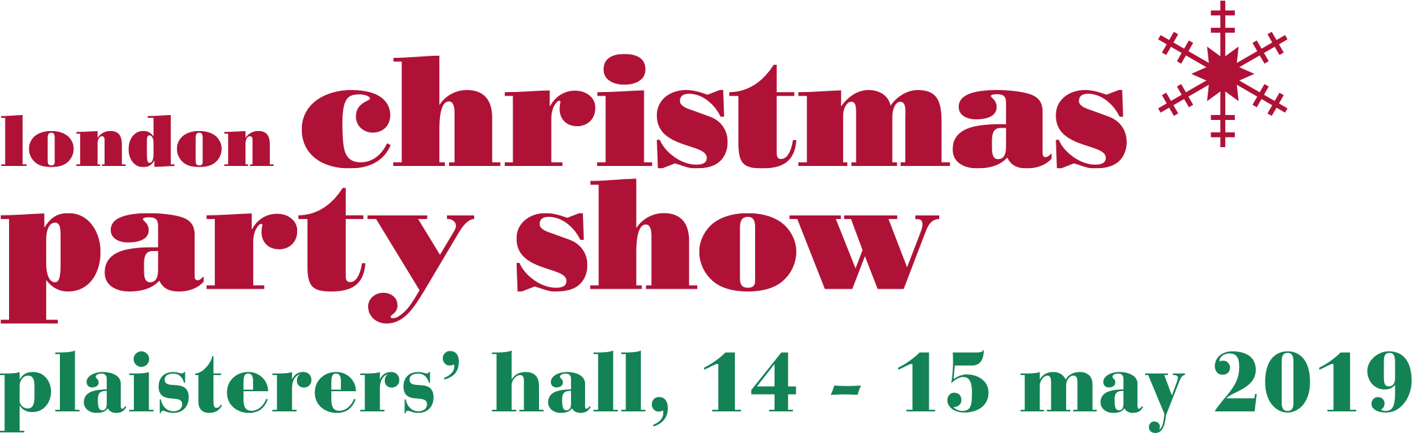 London Christmas Party Show 2019